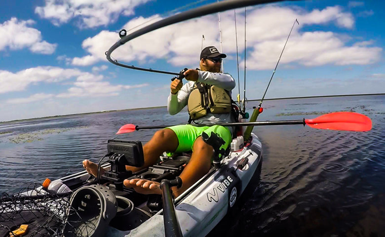 7 Basic Skills to Master to Become a Better Kayak Angler