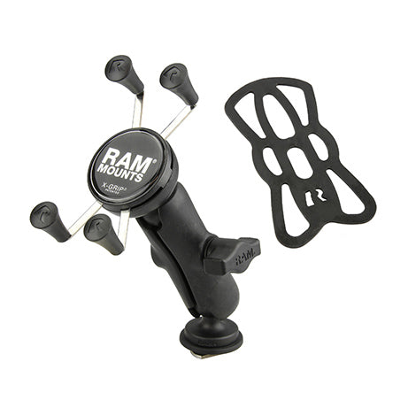 RAM X-Grip® Phone Mount with Track Ball™Base