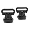 YakAttack Vertical Tie Downs, Track Mount - 2 pack