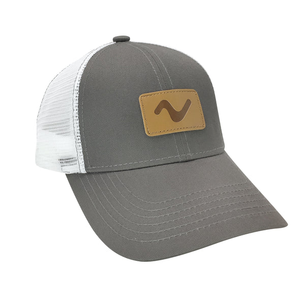 Vibe Hat - Patch V Wave Snapback