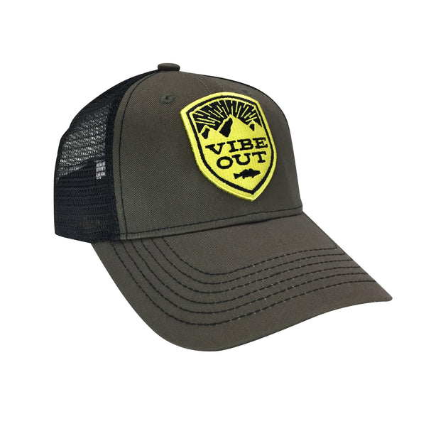 Vibe Hat - Vibe Out Mesh Back