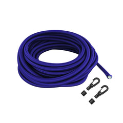 Bungee Cord with S Hooks - 30'