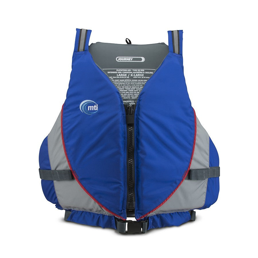 MTI Journey PFD - Blue/Gray