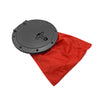"6"" Cam Lock Hatch and Storage Bag Kit"