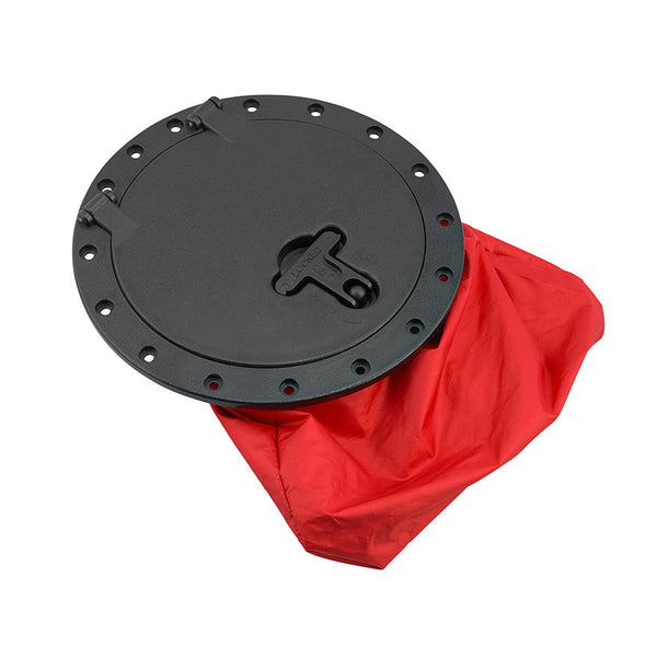 "8"" Cam Lock Hatch and Storage Bag Kit"