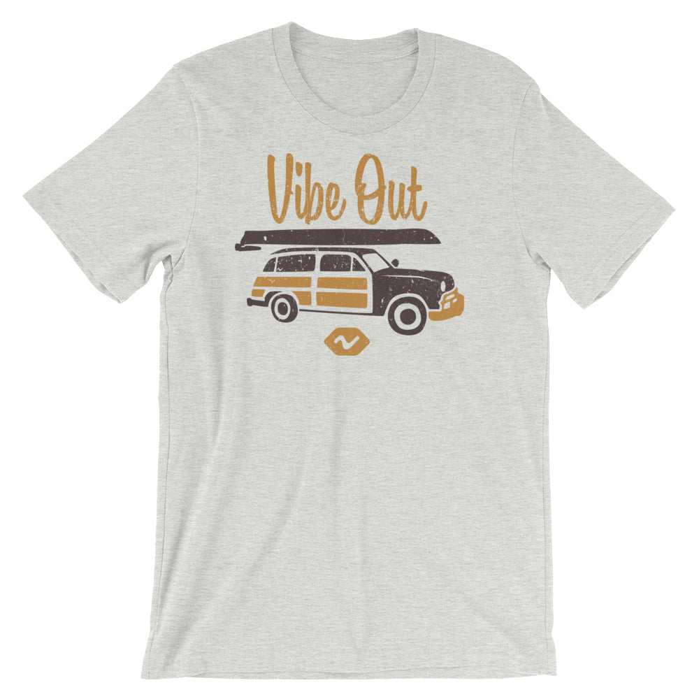 Vibe Out Wagon T-Shirt