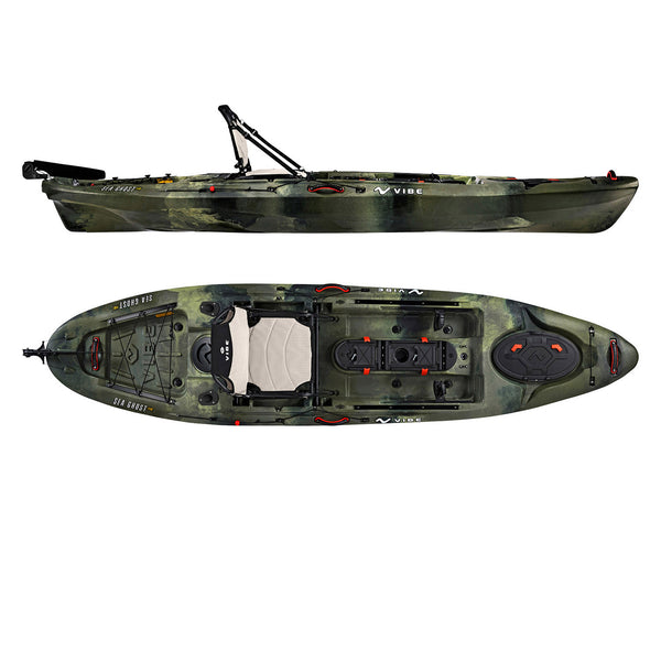 Vibe Sea Ghost 110 Kayak