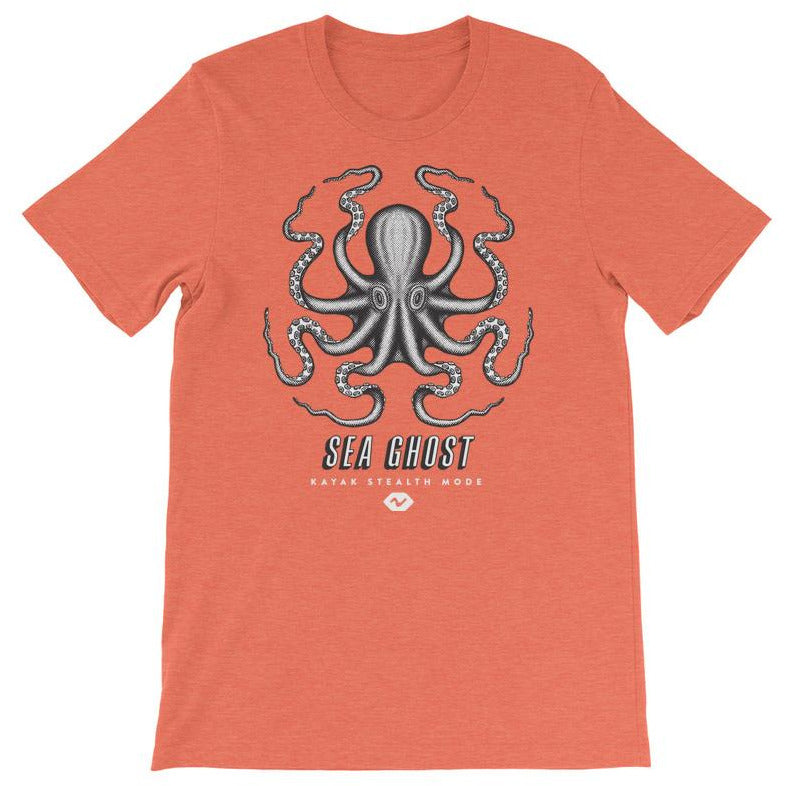 Sea Ghost Stealth Mode T-Shirt