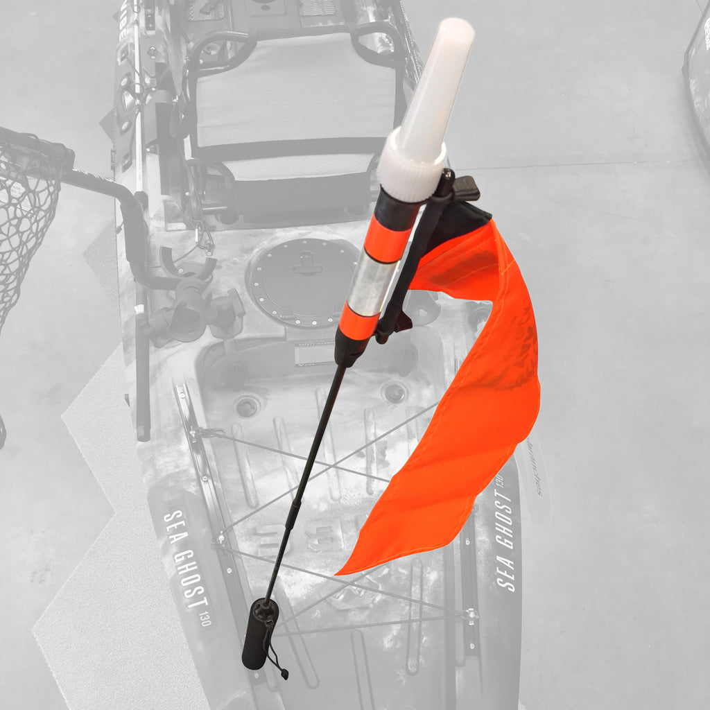 YakAttack VISICarbon Pro for Gear Track Systems – Vibe