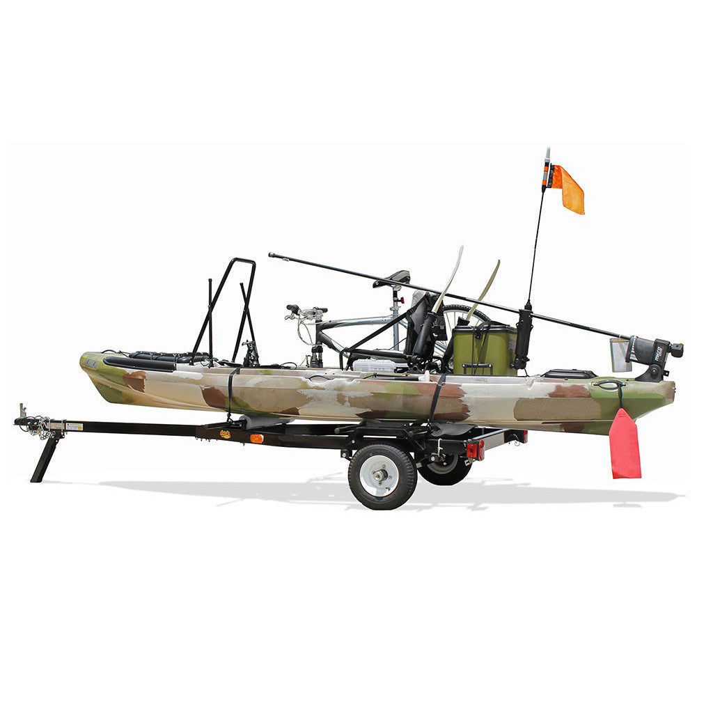 Right On Multi Sport Kayak Trailer