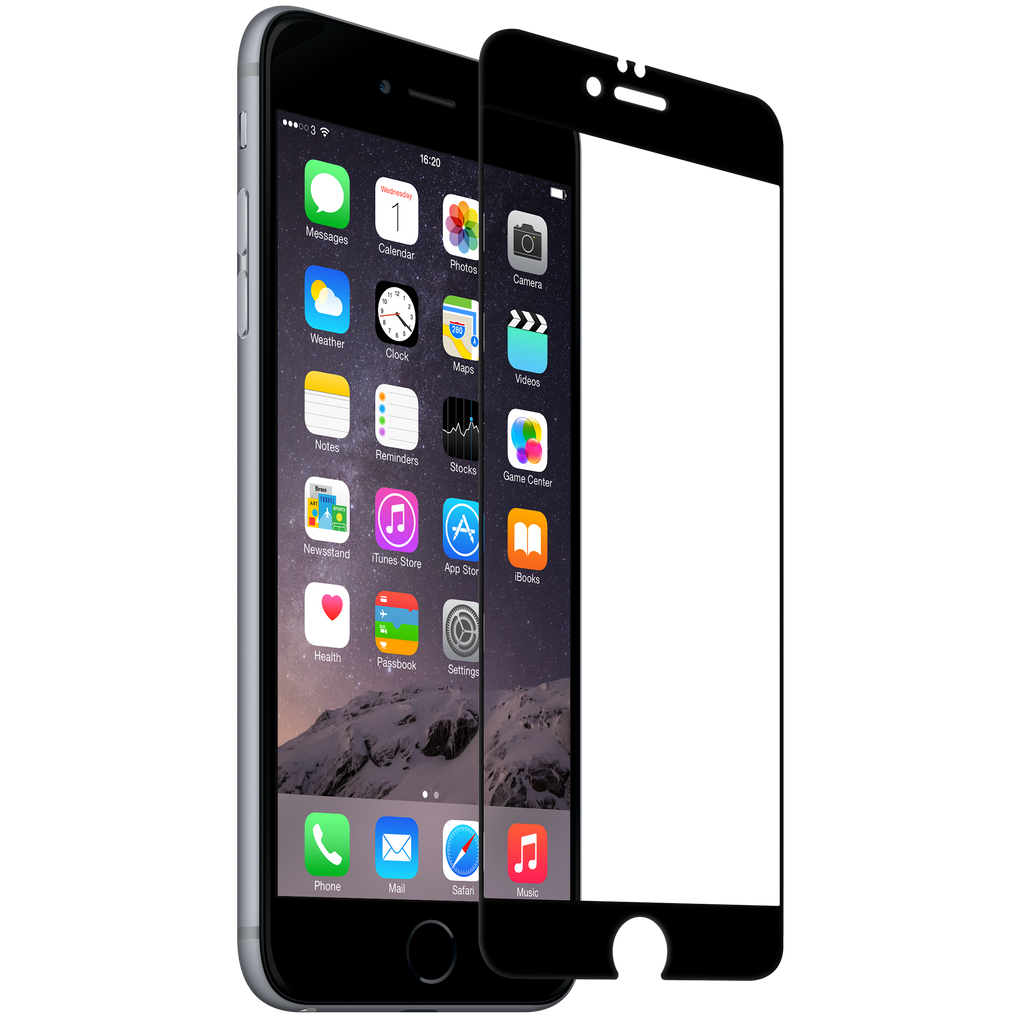 Anti Blue Light Tempered Glass Screen Protector For Iphone 6 S Plus