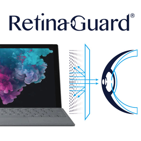ANTI-BLUE LIGHT SCREEN PROTECTOR - SURFACE PRO 6  12.3""