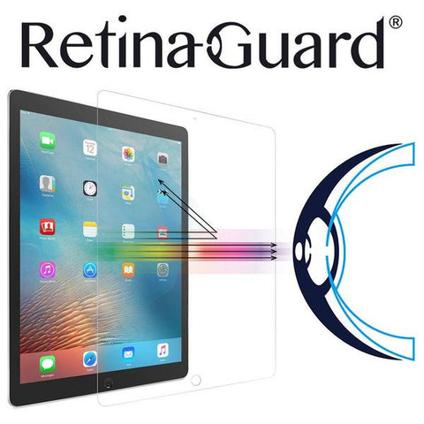 Anti-Blue Light Tempered Glass Screen Protector - iPad Pro 12.9""