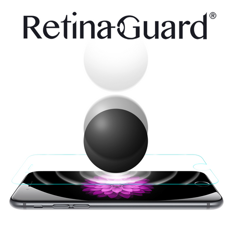 RetinaGuard Anti Blue light + Unbreakable glasslike Screen Protector - iPhone 7