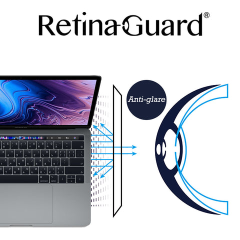 "Anti-Glare & Anti-Blue light Screen Protector - MacBook Pro 13"" ( 2016-2020 ) compatible with MacBook Air 13"" 2020/2019/2018"