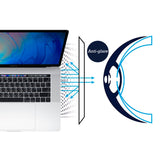 "Anti-Glare & Anti-Blue light Screen Protector - Macbook Pro 15"" ( 2016 2017 2018 2019 )"