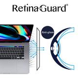 "Anti-Glare & Anti-Blue light Screen Protector - Macbook Pro 16"" ( 2019 )"