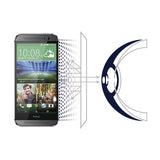 RetinaGuard Anti Blue Light Screen Protector for HTC ONE M8