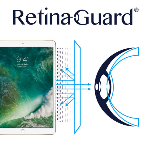 RetinaGuard Anti Blue Light Screen Protector for iPad pro 10.5