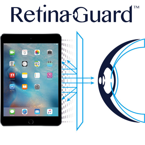 Anti-Blue light Screen protector - iPad mini 4 - RetinaGuard Store - Anti-Blue Light Screen Protectors for iPhone 7, 7 Plus, 6s, 6s Plus, iPads and Macbooks