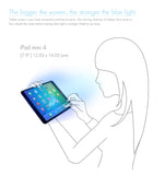 Anti Blue Light Tempered Glass Screen Protector for iPad Pro 12.9""