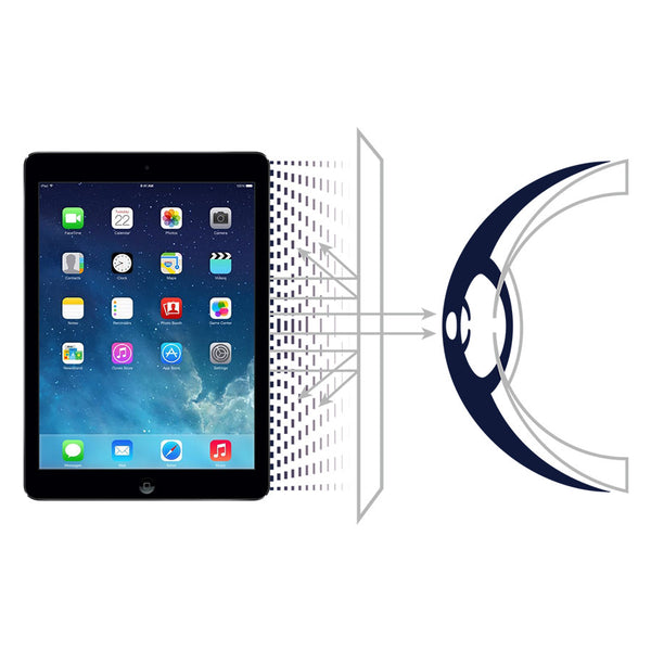 Anti-Blue light Screen Protector for iPad Air / Air 2 / iPad pro 9.7 - RetinaGuard Store - Anti-Blue Light Screen Protectors for iPhones, iPads and Macbooks
