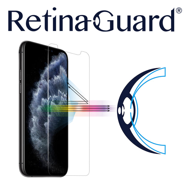 Anti-Blue light Tempered Glass Screen Protector - iPhone 11 Pro