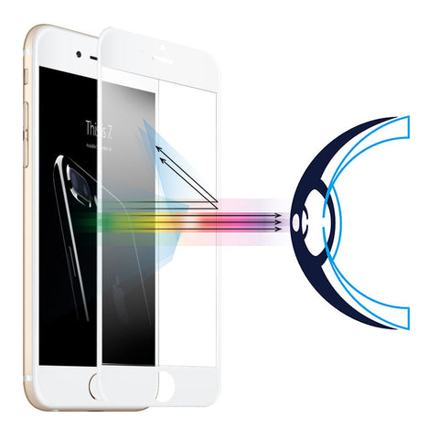 Anti-Blue Light Tempered Glass Screen Protector (for iPhone 6 ‧ 6 Plus / 6S ‧ 6S Plus)