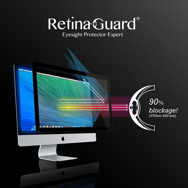 "Anti-blue Light Screen Guard - iMac 21.5"" - RetinaGuard Store - Anti-Blue Light Screen Protectors for iPhone 7, 7 Plus, 6s, 6s Plus, iPads and Macbooks"