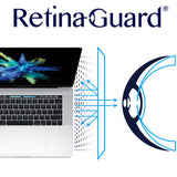 "RetinaGuard Anti Blue Light Screen Protector for Macbook Pro 15"" 2016 touch bar"
