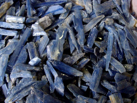 Kyanite, Blue Blades