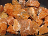 Calcite, Brazilian Orange