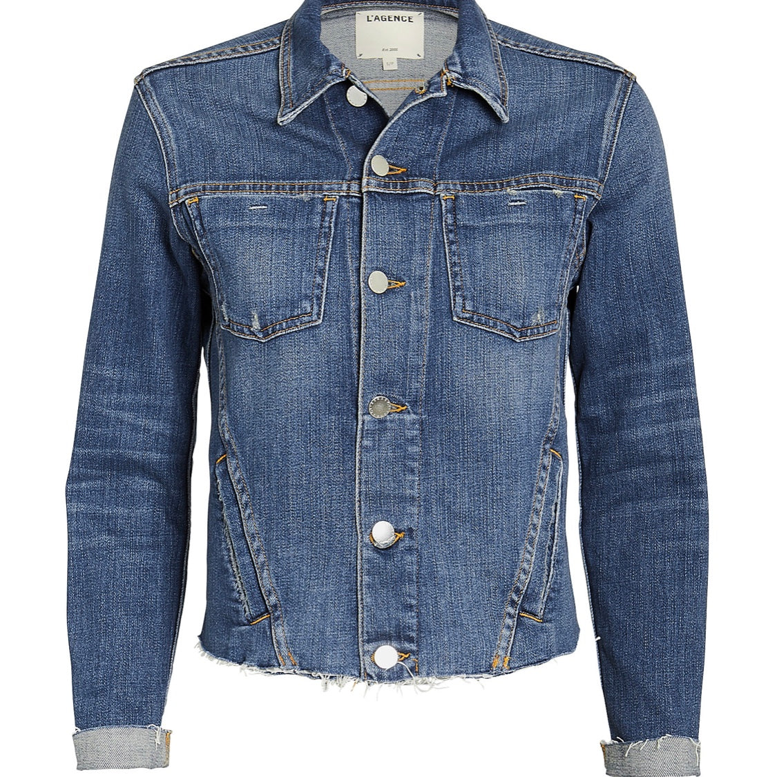 Everyone needs a perfect jean jacket in their closet!
