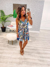 Demi Dress (Loose) - Lilly Pads