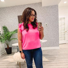 Star Blouse - Hot Pink
