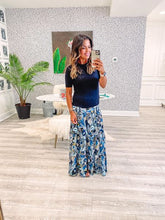 Leah Maxi Skirt - Whisper