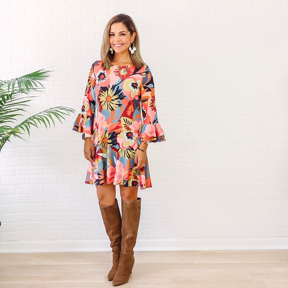 Fall Deck - Jemma Dress