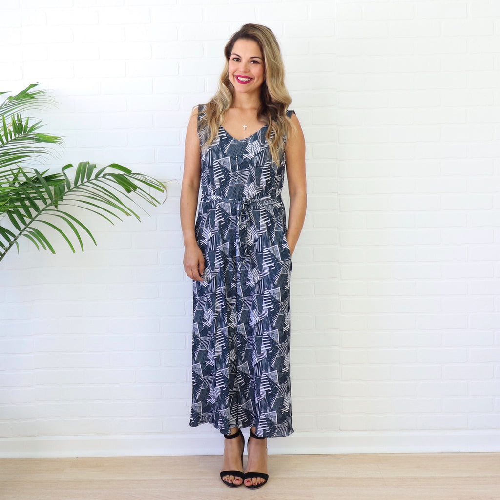 New York State of Mind - Alexis Jumpsuit