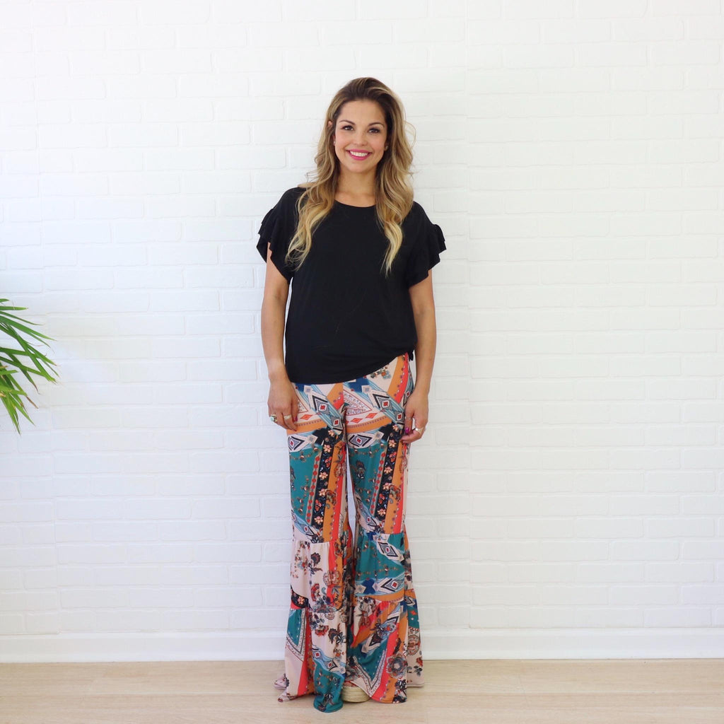 Spring Forth - Jane Pants