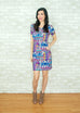 Melissa Dress - Warrior