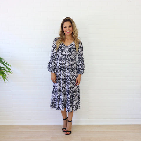 Seed-Time  - Claudia Dress