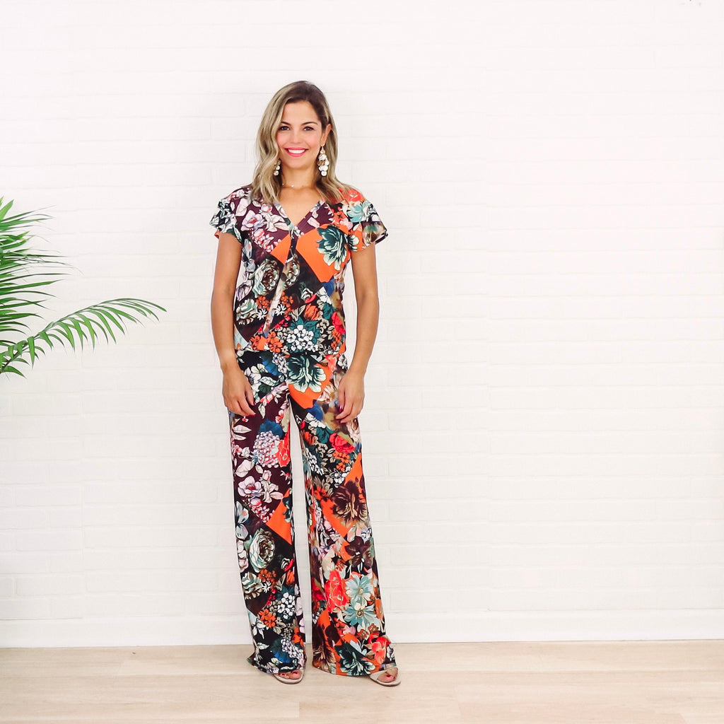 Bouquet - Felicity Jumpsuit