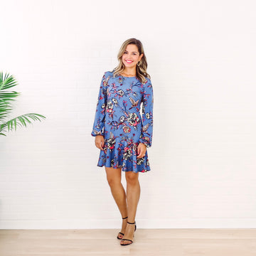 Sky Fly - Melinda Dress (Fitted)