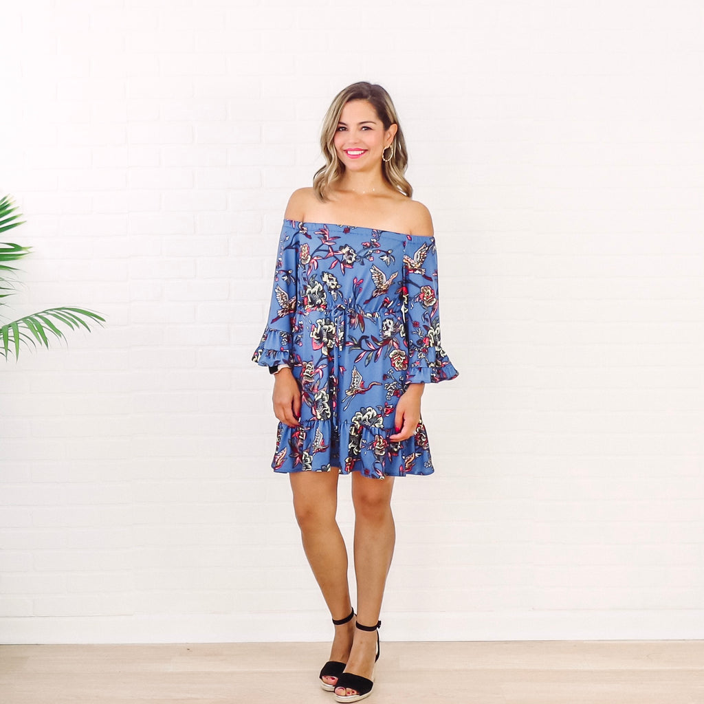 Sky Fly - Sadie Dress (Loose)