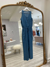 Denim Jumpsuit - Light Wash