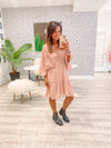 Beth Dress - Blush