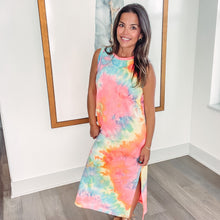 Penny Dress - Tie Dye