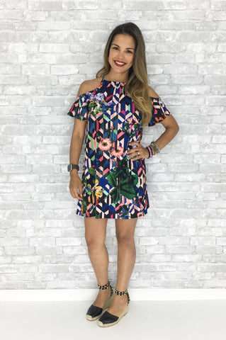 Vibrant - Savannah Dress