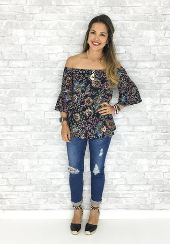 Determined - Maria Blouse
