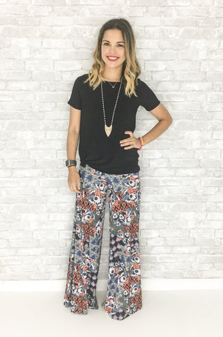 Jolene Pants - Exclusive Montego Bay